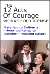 meeting workshop license